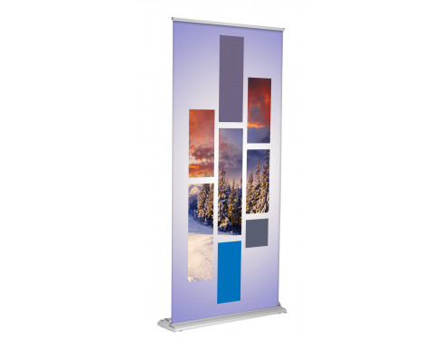 "SD Retractable 60"" x92"" (Silver)"