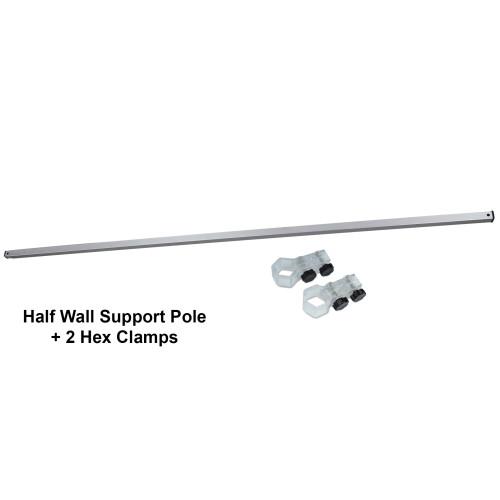 Half Wall Hardware