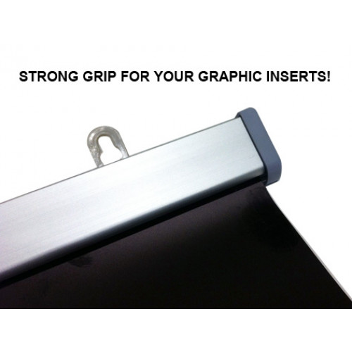 "Snap Poster Hanger 24"" (W)"