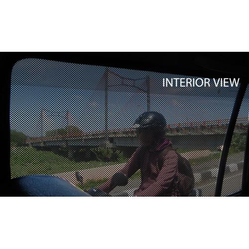 Adhesive Window Perf