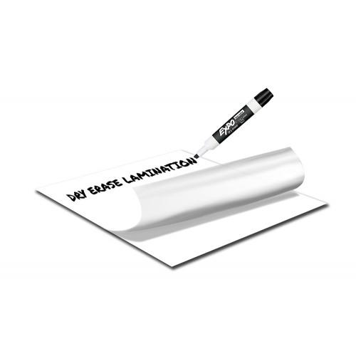 Dry Erase Aluminum Sign