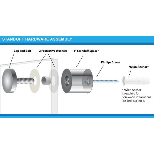 Aluminum Standoff Hardware