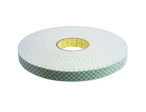"1/8"" Double Sided Foam Tape - 0.8"" x 164'"