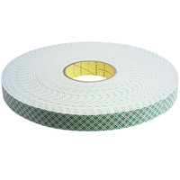 "1/8"" Double Sided Foam Tape <nl>