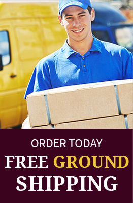 Order Today Free Ground Shipping
