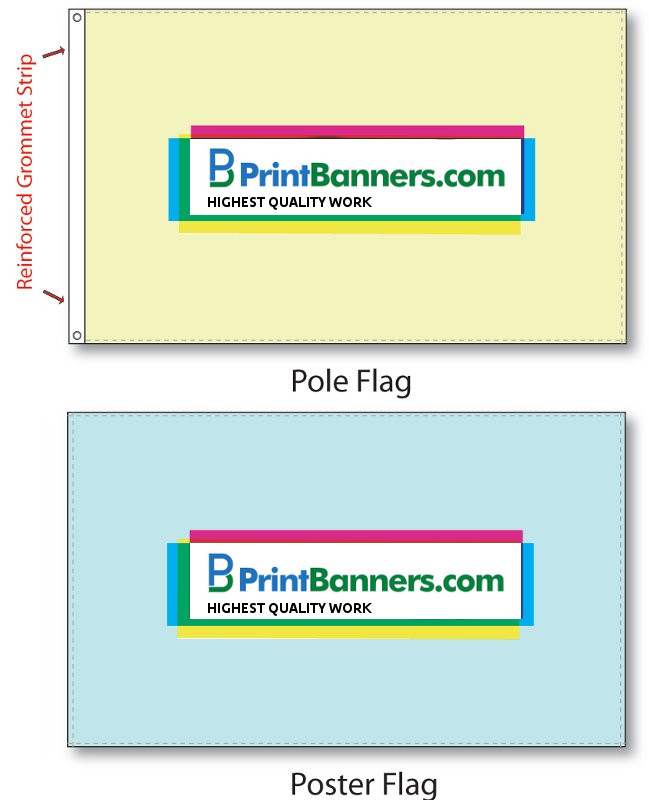 Poster Flag – Print Banners