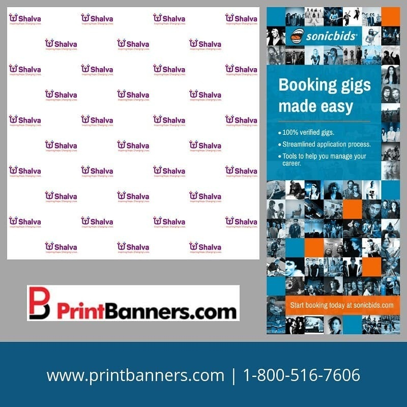 Print Banners - Retractable Banner Stands